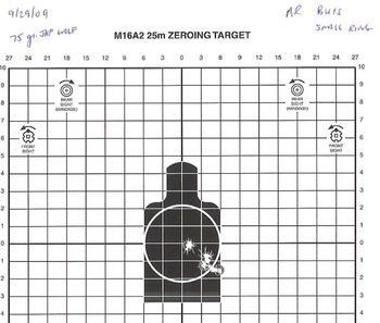 SHADOW WARRIORS TRAINING:弾道学とゼローイング(4)
