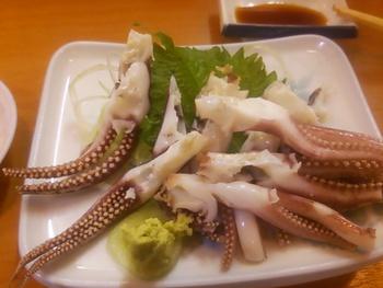 イカ料理 美竹:メタルなシェフはたまにランナー