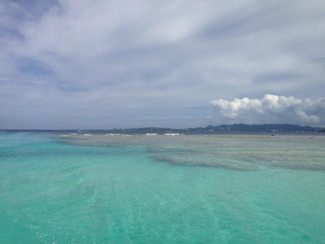 水納島(みんなじま)へ行ってきたよ!|沖縄からこんにちは