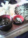 昼飯の風景