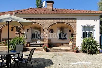 Villa en alquiler con piscina Córdoba