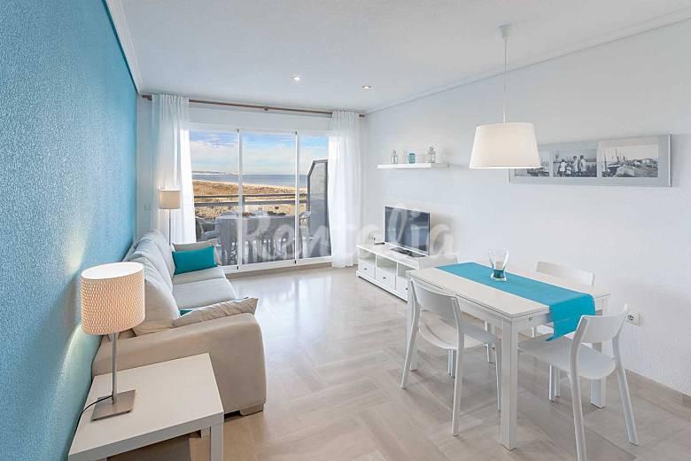 AG Apartamento de lujo en 1 lnea de playa  Grau I