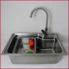Deep Kitchen Sink Stainless Faucet 大单盆 最新排行榜 Ahuaruan145a 新浪博客 大单槽全套配齐超厚超深厨房单盆水槽子母盆洗菜盆