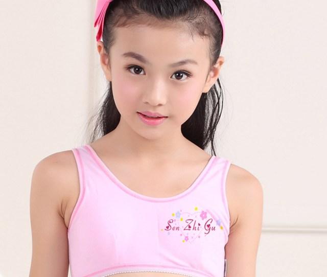 Children Drums Mori Girl Bra Bra Bra Girls Cotton Underwear Middle School Students And Development Of