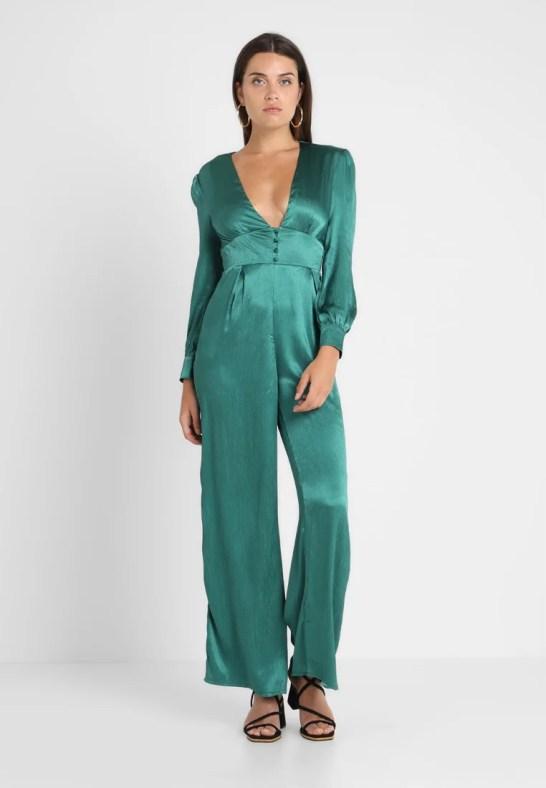 Glamorous - Tuta jumpsuit - green