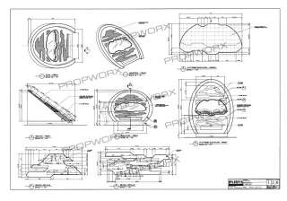 Stargate atlantis city schematics