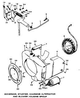 Woodward Engine Governor 8290 205 EPG Speed Control
