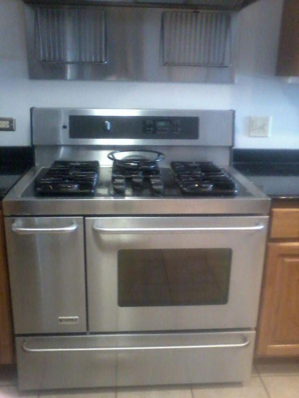 Dual Fuel Range Kitchen Ranges - Design Ideas