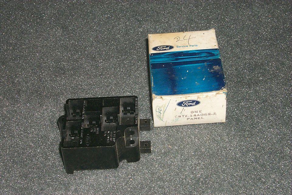1978 Ford F 250 Fuse Box Diagram