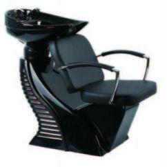Shampoo Sink And Chair White Folding Chairs Nz Backwash Bowl Station Beauty Spa Salon Vacuum