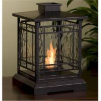 Real Flame FRESNO Portable Electric Fireplace/Ente ...