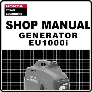 Honda eu1000 manual pdf