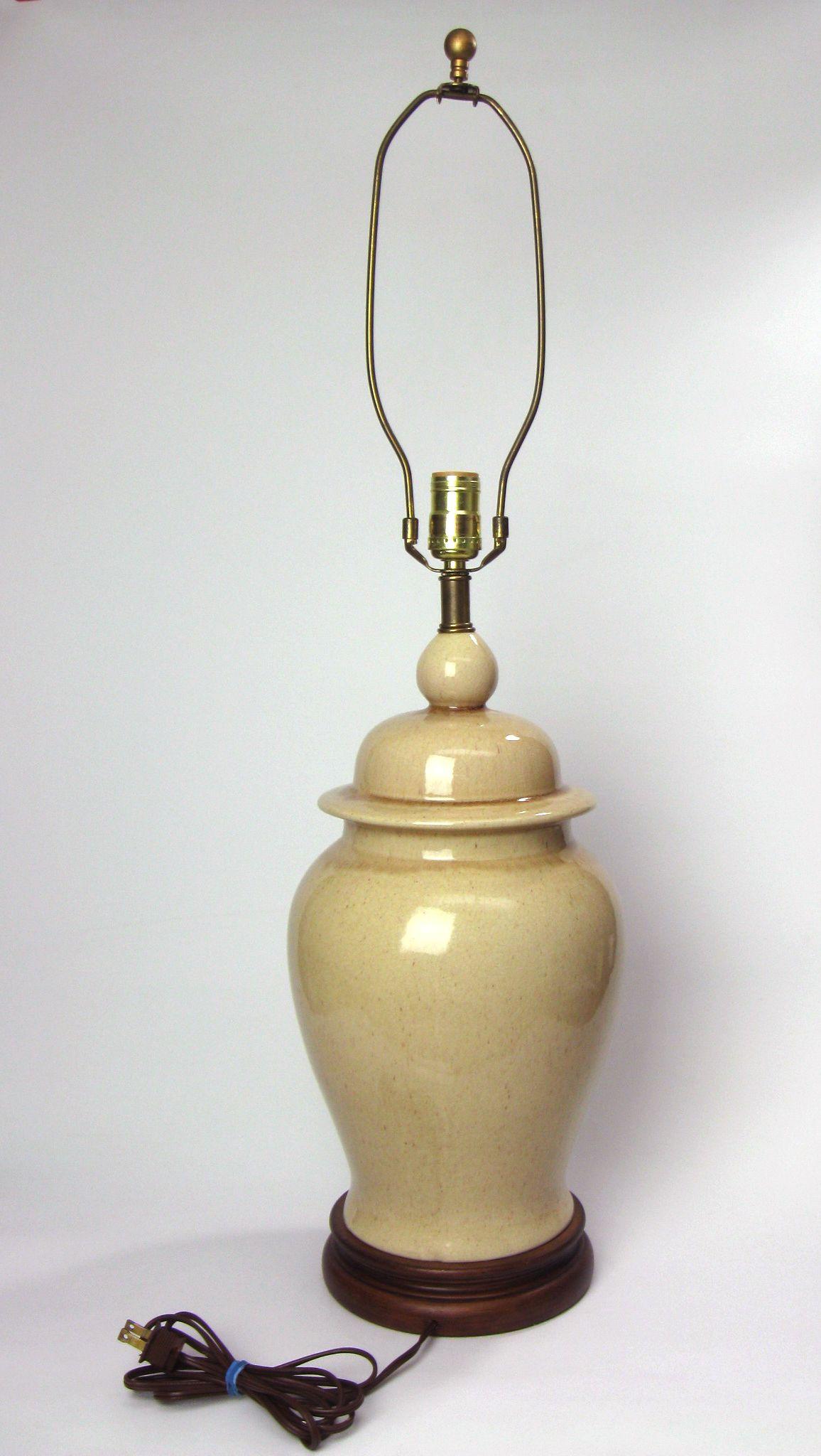 Frederick Cooper Mid Century Modern Pottery Ceramic Ginger