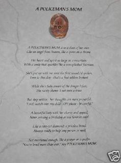 EMS EMT Poem A Paramedics Wife