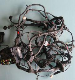 srt4 dodge neon srt 4 engine motor fuse box ecu pcu pcm wiring harness [ 1200 x 900 Pixel ]