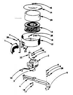 18 HP Onan Engine