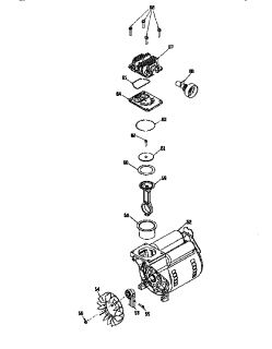 Craftsman Air Compressor Wiring Diagram Craftsman Air