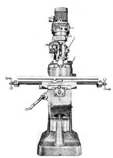 EMCO Unimat 3 Mill Lathe Instruction Manual