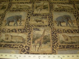 elephant fabric in Fabric