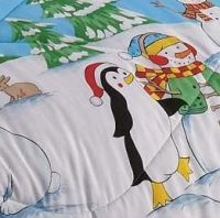 new poinsettia christmas decor bedding comforter set free ...