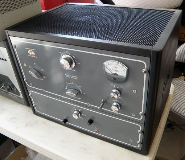 Zl1axb 813 Amplifier