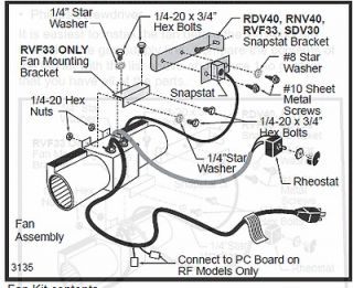 Gas Fireplace Wiring Diagram