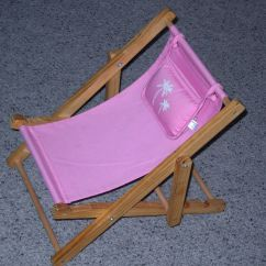Pink Beach Chair Metal Restaurant Chairs Canada Build A Bear Workshop Lounge With