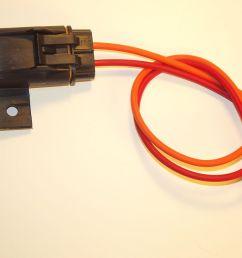 fuel pump fuse connector wiring harness 85 92 camaro firebird tpi tbi [ 1200 x 900 Pixel ]