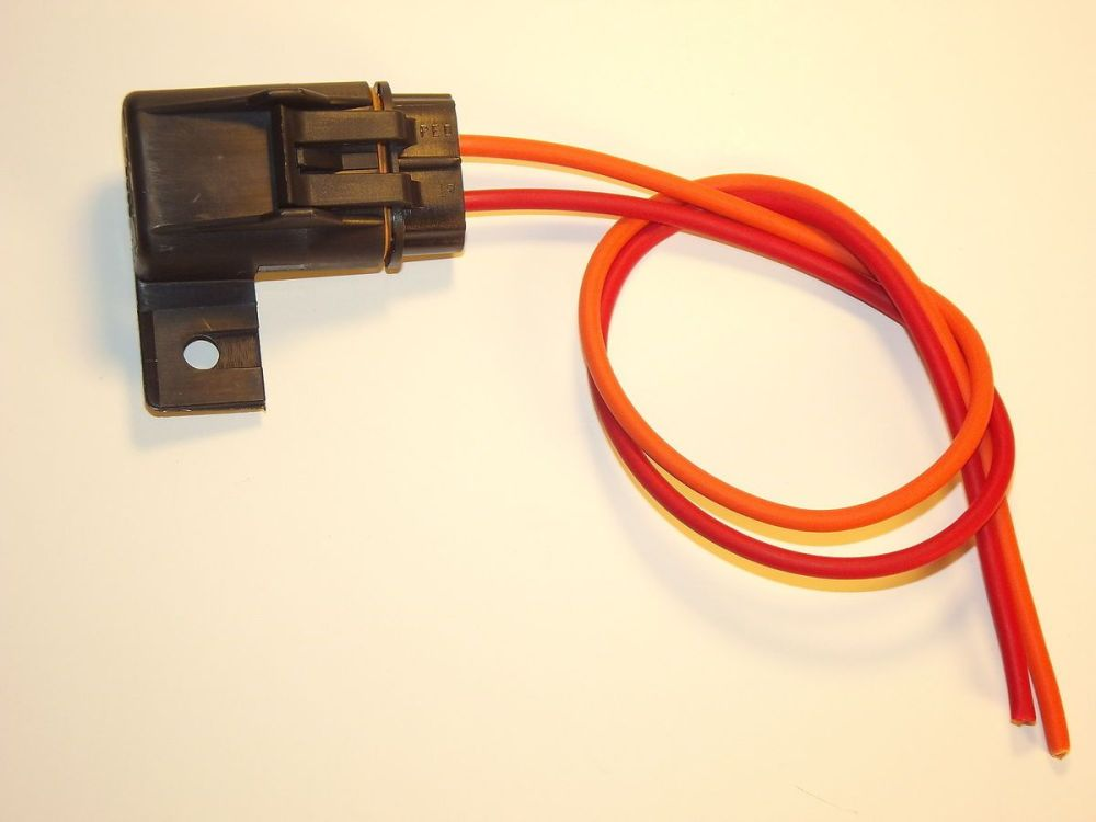 medium resolution of fuel pump fuse connector wiring harness 85 92 camaro firebird tpi tbi