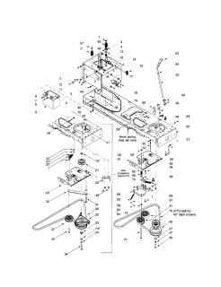 Cub Cadet 1541 Engine. Cub. Tractor Engine And Wiring Diagram