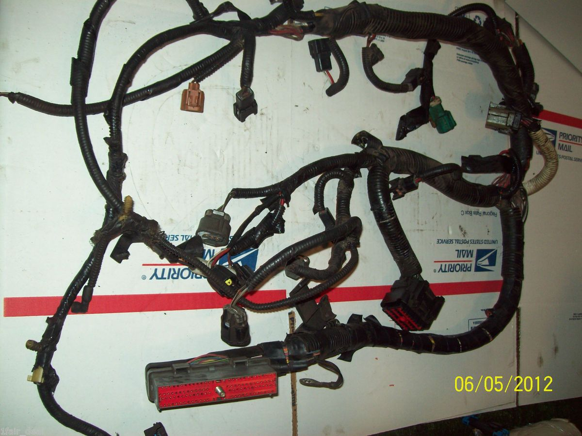 hight resolution of ford explorer wiring harnes