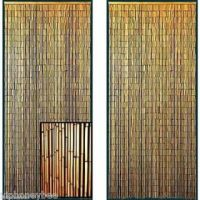 Elephants Bamboo Beaded Curtain Divider Hanging Door ...