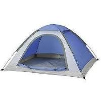 Ozark Trail 9x7 Backpacking Tent Sleep 4 Dome Camping