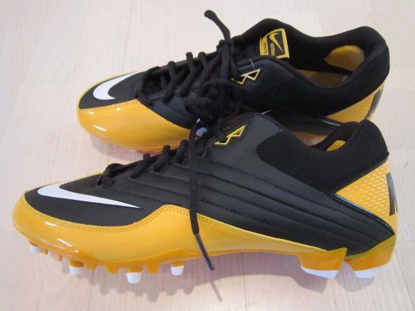 Nike Super Speed Td Mens Football Cleats Black Gold