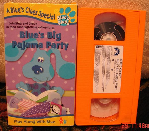 20 Blues Birthday Vhs Ebay Pictures And Ideas On Meta Networks