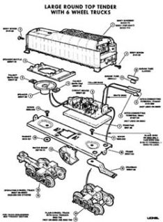 Lionel Train Engine Diagrams Lionel 2026 Diagram Wiring
