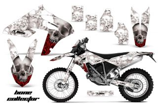 2006 2007 YZ 125 250 ROCKSTAR GRAPHICS KIT YZ250 YZ125