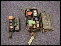 1993 Toyota Corolla Dx Fuse Box. Toyota. Auto Fuse Box Diagram