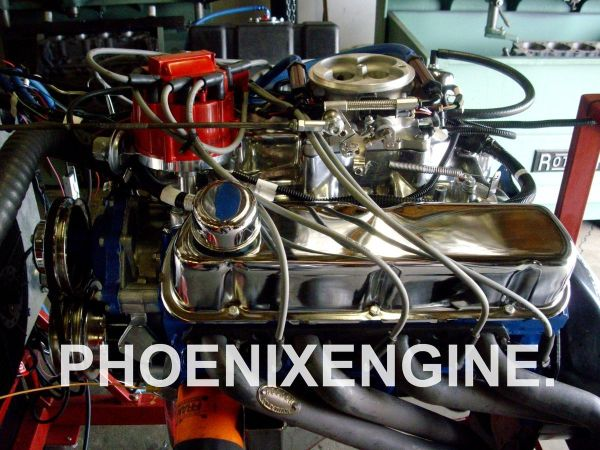 Ford 302 Fuel Injected Crate Engine - Year of Clean Water