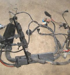 bmw e36 m50 non vanos engine wiring harness 92 325i 325is 5spd bmw e36 red bmw e36 m3 race car [ 1541 x 1046 Pixel ]