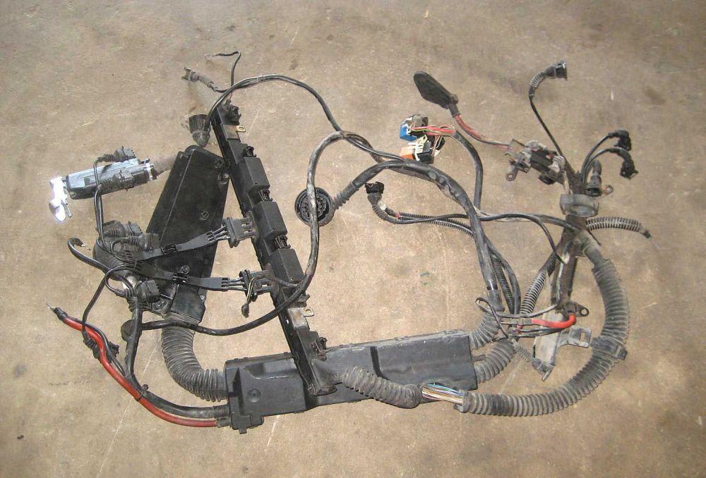 medium resolution of bmw e36 m50 non vanos engine wiring harness 92 325i 325is 5spd bmw e36 red bmw e36 m3 race car