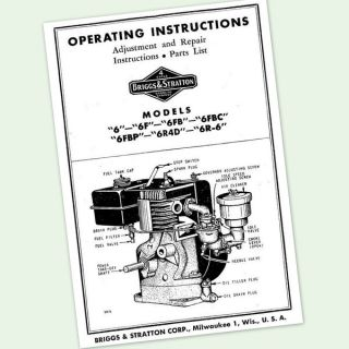 Briggs & Stratton Horizontal Engine 148cc, 475 Series, 4