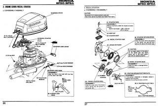 Isuzu 3KC1 3KR1 3KR2 Workshop Manual Canal Boat Diesel
