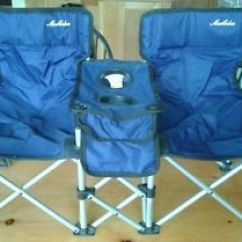 Double Camping Chairs Folding Plus Size Outdoor Rocking Maccabee Chair Childs Stadium Camp Baseball Soccer Softball