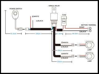 Daytime Running Light Wiring Diagram