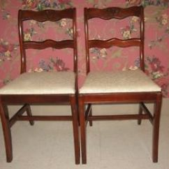 Tell City Chairs Pattern 4526 On Chair Exercises Urban Home Designing Trends Rose Back Mahogany 27