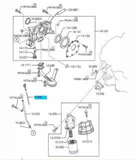 Mazda Millenia 2 5 Engine, Mazda, Free Engine Image For