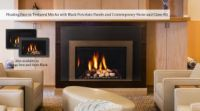 Vent Free Gas Fireplaces Ventless Propane Natural Gas w ...