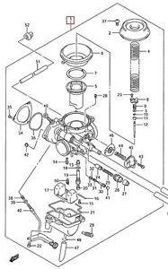 suzuki quadrunner 250 carburetor on PopScreen