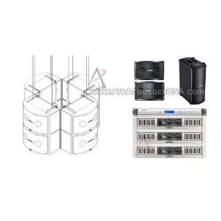 Bose Pro Audio Auditorium Sound System 2 Bose 402